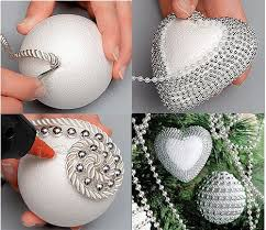 How To Decorate Styrofoam Balls