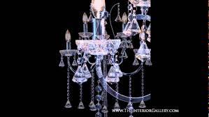 crystal chandelier floor lamp. Crystal Chandelier Floor Lamp - Rosalyn