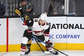 Preview Arizona Coyotes Take A Quick Trip To Vegas For