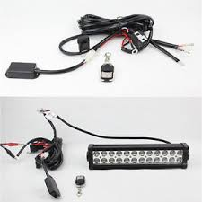 12v 40a wiring harness kit remote control for led spotlights work image is loading 12v 40a wiring harness kit remote control for