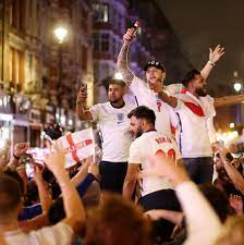 Soccer Success Is Making England 'Whole ...