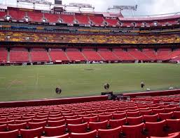 Fedex Field Section 123 Seat Views Seatgeek