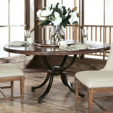 Create Warm Dining Setting With Rustic Round Room Tables Awesome - Round dining room furniture