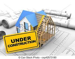 Image result for pictures of house construction