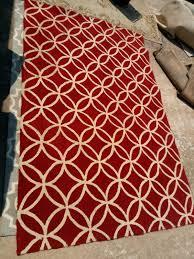 gardein road 5x7 indoor outdoor rug like new
