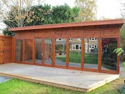 timber garden office. our customer wanted a home office to help them work from so we provided timber garden