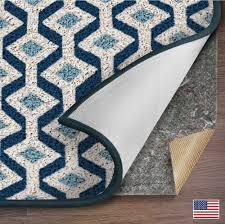 natural rubber rug pads for hardwood floors