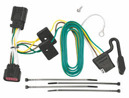 hitch wiring kit solidfonts 2010 2017 f150 curt rear trailer t connector wiring harness w o