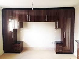 Bedroom Furniture  Custom Cabinets Shelf Above Bed Bedroom - Custom bedroom cabinets