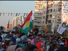 13 kasım 2013 erdoğan diyarbakır kürdistan bayrağı ile ilgili görsel sonucu