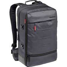 <b>Manfrotto Manhattan Mover</b>-<b>50</b> Camera Backpack (Gray) | Camera ...