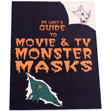 dr ladys monster mask book