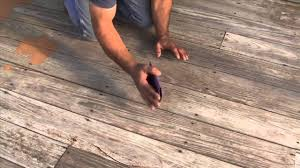 choosing a sandpaper grit for your deck preptalks