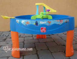 the finding dory water table is a wonderful toy that captures the fun characters from disney s finding dory coming to theaters this summer