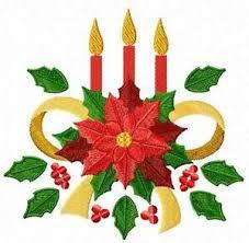 Poinsettia Designs Details About Christmas Motifs Poinsettia Machine Embroidery Designs