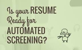 Resume Screening Software Stunning Resume Screening Software Are You Smarter Than A Machine And Does