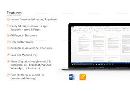 Sample Legal Binding Contract Template In Word Apple Pages