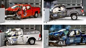 Crash Tests 2016 Pickup Truck - F-150, Silverado, Tundra, Ram - YouTube