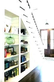 under the stairs closet storage ideas stair