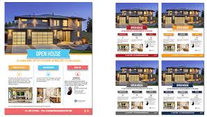 realtor open house flyers open house flyer