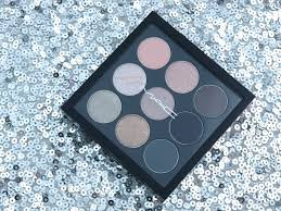smokey eye diagram fresh mac smoky metallic times nine eyeshadow palette review and swatches