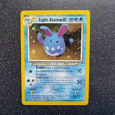 Light Azumarill Holo Light Azumarill Neo Destiny 13 105
