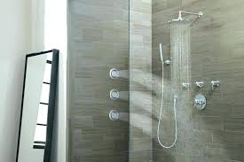 body sprays shower systems full spray heads head delta shower systems with body jets s26