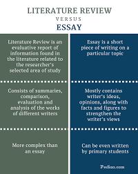 prose edu essay