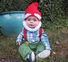 homemade garden gnome costume cute