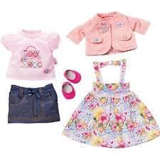 Baby Born Doll Clothes 75592 | LOADTVE