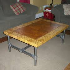 Introduction: Coffee Table (Hack of IKEA LACK)