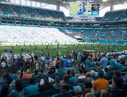 Miami Dolphins Hard Rock Stadium Seating Chart Hard Rock Stadium Section 149 Seat Views Seatgeek