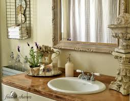 Traditional Bathroom Decor Traditional 27 Bathroom With Flowers On Bathroom Decorating With
