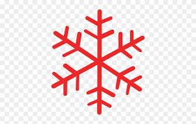 Snowflakes Clip Art 5 Snowflake Designs Snowflakes Red Snowflake