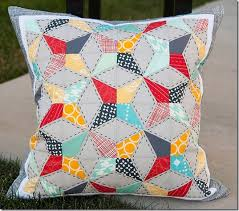Decorative Pillows - Kaleidoscope Quilt Pattern & kaleidoscope quilt pillow pattern Adamdwight.com