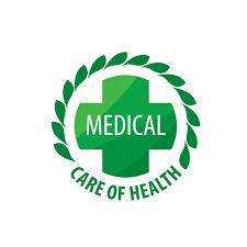 medical logos design green medical health logos design vector 03 free download