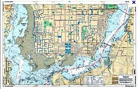Nautical Charts Cape Coral Florida Cape Coral Canals