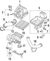 parts com® honda civic air intake oem parts 2007 honda civic hybrid l4 1 3 liter electric gas air intake
