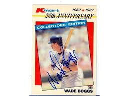 autograph 119616 boston red sox 1987