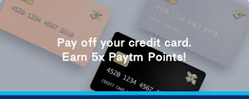 how to pay off credit cards fast earn 5x paytm points pay canadian bills