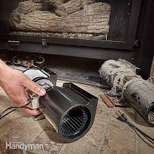 how to install a duct booster fan fireplace