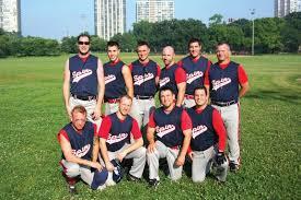 Gay softball kevin ball chicago