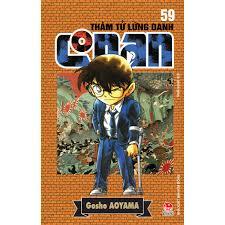 Sách Combo Thám Tử Lừng Danh Conan (Tập 55-60) chính hãng 114,000đ