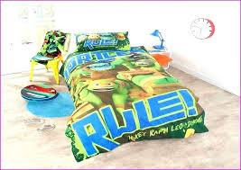 ninja turtles comforter set twin