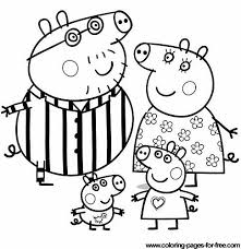 Small Picture 31 best Peppa pig coloring pages images on Pinterest Drawings