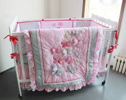 Wholesale 2016 Baby Bedding Sets Embroidery 3d Butterfly Crib ... & Age Group Babies Material 100% Cotton Age Range 0-3 months, 4-6 months, 7-9  months, 10-12 months, 13-18 months, 19-24 months Gender Girls Style  Mattress ... Adamdwight.com