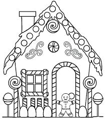 Gingerbread House Printable Riverfarenh Com