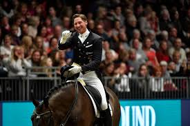 Olympia, The London International Horse Show - Hats off to Patrik Kittel,  taking the FEI World CupTM Dressage Freestyle to Music supported by Horse &  Hound. Day 2, complete!   Facebook