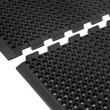 Kitchen Fatigue Floor Mat Cactus Mat 4420 Cewb Vip Duralok 3 2 X 5 1 Black End