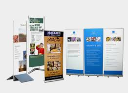 Portable Display Stands For Exhibitions Inspiration Portable Display Stands For Exhibitions Compass Print